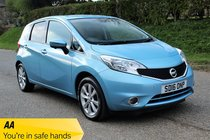 Nissan Note 1.2 DIG-S Tekna, Automatic