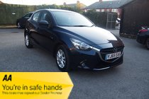 Mazda 2 SE-L NAV ONLY 28,827 MILES ! £20 YEAR TAX ! GREAT SPEC ! SATNAV/MEDIA/PHONE ! 04/02/2021 MOT !