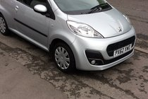 Peugeot 107 ACTIVE - BUY NO DEPOSIT FROM £22 A WEEK T&C APPLY - DELIVERY SERVICE AVAILABLE ON OUR CARS