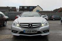 Mercedes E Class E350 CDI BLUEEFFICIENCY SPORT
