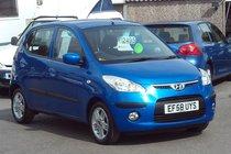Hyundai I10 1.2 COMFORT 59,000 MILES SERVICE HISTORY £30 ROAD TAX