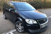 Volkswagen Touran SE 1.4 TSI 140 PS