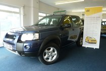 Land Rover Freelander TD4 ADVENTURER
