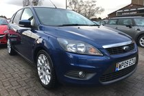Ford Focus 1.6 Zetec 5dr p/x welcome FSH, DRIVES NICE