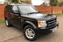 Land Rover Discovery 3 TDV6 GS E4