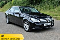 Mercedes C Class 2.1 C200 CDI SE (Executive) 7G-Tronic Plus