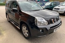 Nissan X-Trail DCI SPORT EXPEDITION MANUAL DIESEL 4X4