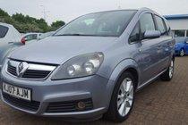 Vauxhall Zafira 2.2i 16v Direct Design