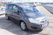 Vauxhall Zafira 1.6 16V VVT  DESIGN 115PS