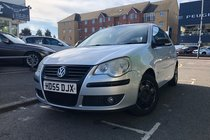 Volkswagen Polo S (75BHP).Part Exchange To Clear