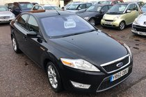 Ford Mondeo Sport 1.8TDCi 125PS 6 Speed