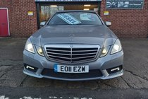 Mercedes E Class E250 CDI BLUEEFFICIENCY SPORT BUY NO DEP & £45 A WEEK T&C