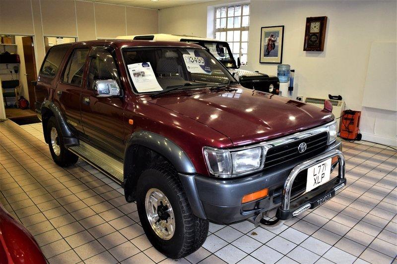 Toyota Hi Lux