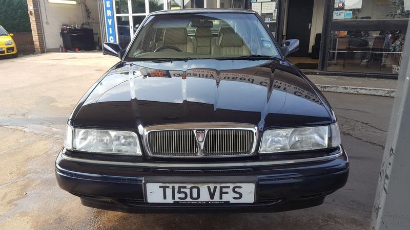 Rover 800