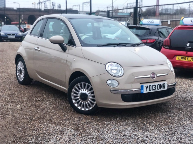 fiat 500 lounge city car petrol 1 2 manuel 25938 low warranted mileage hpi clear. Black Bedroom Furniture Sets. Home Design Ideas