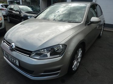 Volkswagen Golf TDi 2.0 TDI GT DSG 150PS