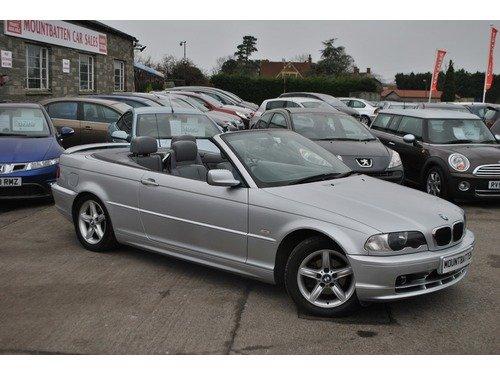 BMW 318 Ci Sport 2.0 Auto