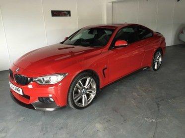 BMW 4 SERIES 3.0 435d XDRIVE A M SPORT