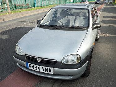 Vauxhall Corsa LS 1.4 HI TORQ