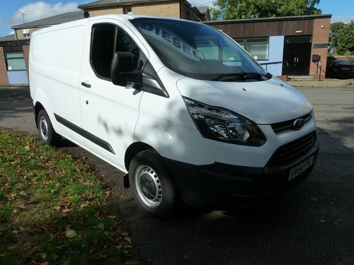 Ford Transit Custom 290 Low Roof 100ps