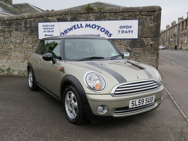 MINI Hatch 1.6I 16V COOPER