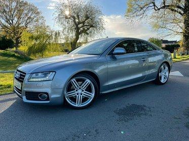 Audi A5 TDI QUATTRO DPF S LINE