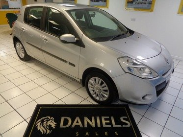 Renault Clio 1.2 Turbo TCe 100bhp I-Music 5dr