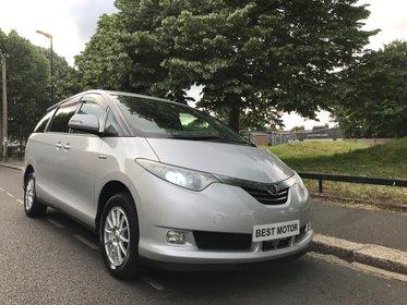 Toyota Estima FRESH IMPORT IN UK 05/2020 LOW MILEAGE