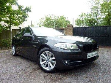 BMW 5 SERIES 3.0 530d SE TOURING