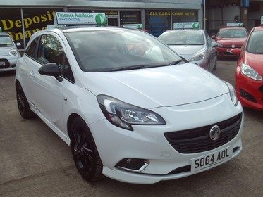 Vauxhall Corsa 1.4I LIMITED EDITION 90PS