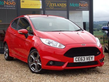 Ford Fiesta 1.6T ECOBOOST ST