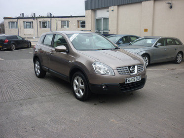 Nissan Qashqai 1.5 DCi 2wd Acenta Finance Available