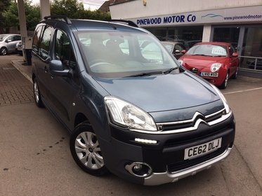 Citroen Berlingo 1.6 HDI MULTISPACE XTR 90HP