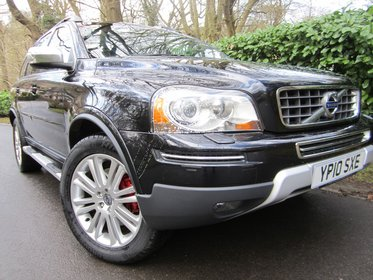 Volvo XC90 D5 AWD (185 bhp) Executive Geartronic