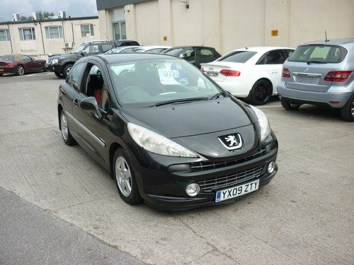 Peugeot 207 HDI 70 VERVE Finance Available