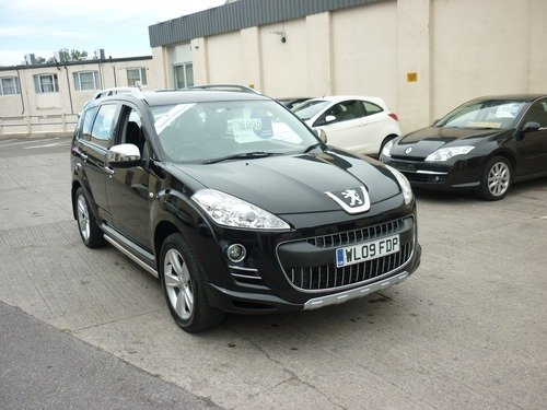 Peugeot 4007 2.2 HDI SPORT XS 156 4X4 Finance Available
