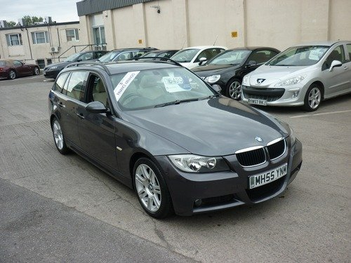 BMW 320 320d M SPORT TOURING Finance Available