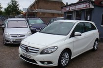 Mercedes B Class B180 CDI BLUEEFFICIENCY SE