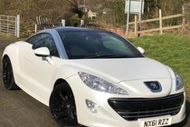 Peugeot RCZ 1.6 THP GT 156 BHP COUPE 6 SPEED