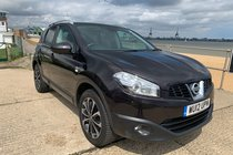 Nissan Qashqai N-TEC PLUS IS