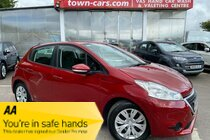 Peugeot 208 ACCESS PLUS - ONLY 47,774 MILES, VERY LOW £20 ROAD TAX, SERVICE HISTORY, 2 FORMER OWNERS, CRUISE CONTORL, RADIO CD + AUX