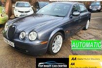 Jaguar S-Type 2.7 D V6 Sport 4dr Automatic