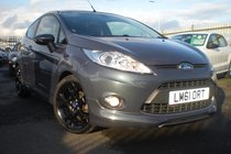 Ford Fiesta METAL 1.6, SPECIAL EDITION ZETEC S