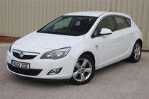 Vauxhall Astra SRI CDTI PARKING SENSORS CRUISE CONTROL ALLOYS