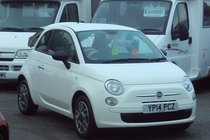 Fiat 500 1.2 POP 35,000 MILES 2 OWNERS SERVICE HISTORY LOW INSURANCE £30 ROAD TAX