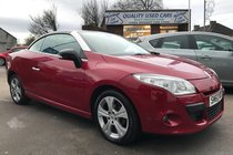 Renault Megane Dynamique TomTom TCe 130 convertible
