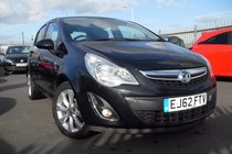 Vauxhall Corsa 1.4I VVT A/C ACTIVE, 2 PRIVATE OWNERS