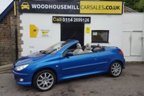 Peugeot 206 ALLURE HDI COUPE CABRIOLET