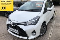Toyota Yaris VVT-I EXCEL M-DRIVE S AUTOMATIC ONLY 23,000 FULL SERVICE HISTORY MASSIVE SPEC PX WELCOME FINANCE OPTIONS AVAILABLE