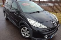 Peugeot 207 Outdoor HDi 90